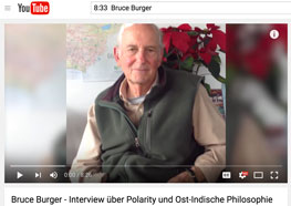 Bruce Burger Transpersonal Psychology Somatic Psychology