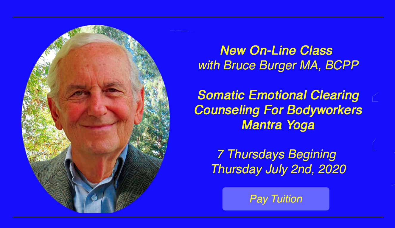 Transpersonal Psychology, Unitive Consciousness, Polarity Therapy
