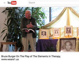 Bruce Burger, Transpersonal Psychology, Somatic Psychology, Polarity THerapy